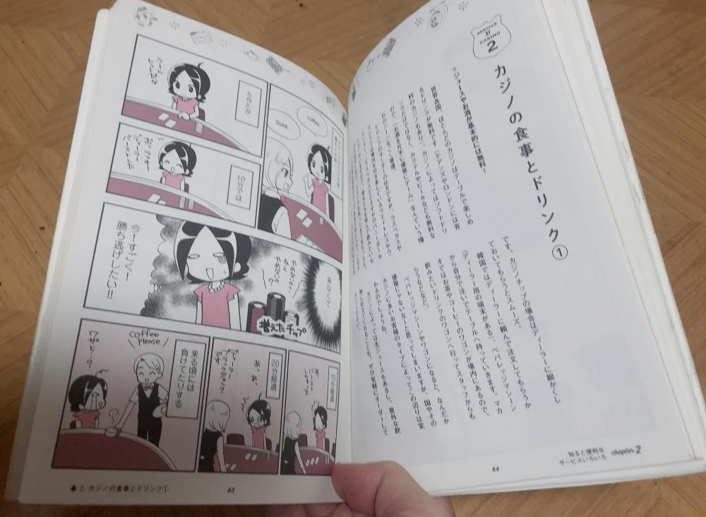 初心者にオススメのカジノ本「女子のカジノ旅行記・著 舟橋あい」2