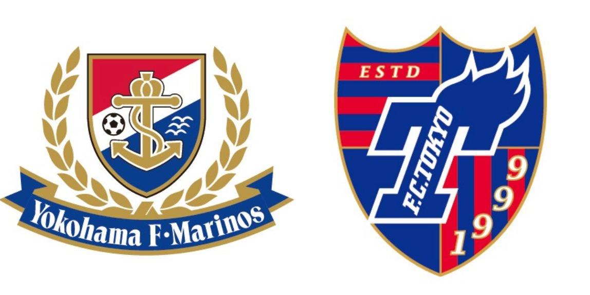 横浜Fマリノス対FC東京:Jリーグ2020年第4節