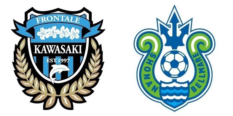 川崎フロンターレ対湘南ベルマーレ・Jリーグ